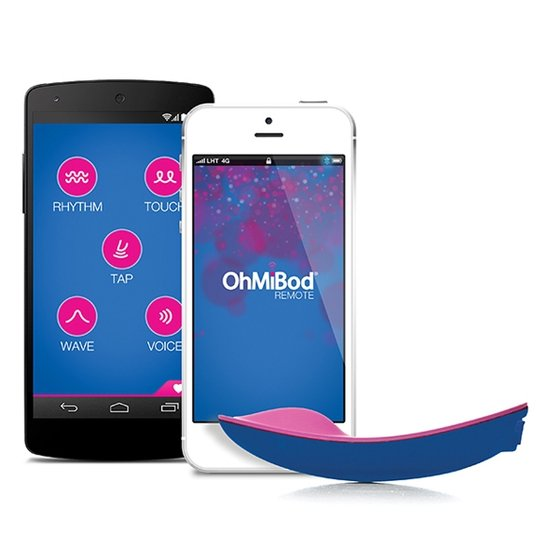 BlueMotion App Controlled Massager - Vibrator